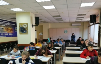For the first time in Bulgaria children and parents attended HSK together at the Confucius Institute in University of Veliko Turnovo